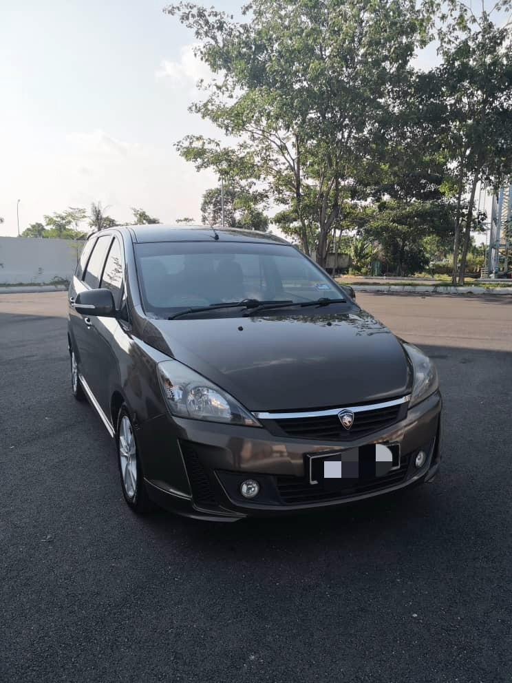 Tip Top Proton Exora 1.6 (A) Kereta Sewa MPV Selangor KL