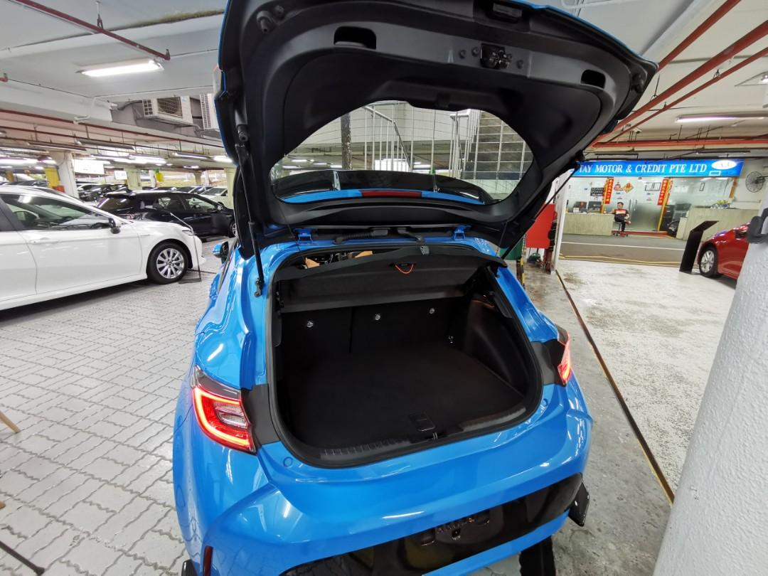 Toyota Corolla corolla sport hybrid 1.8 Auto