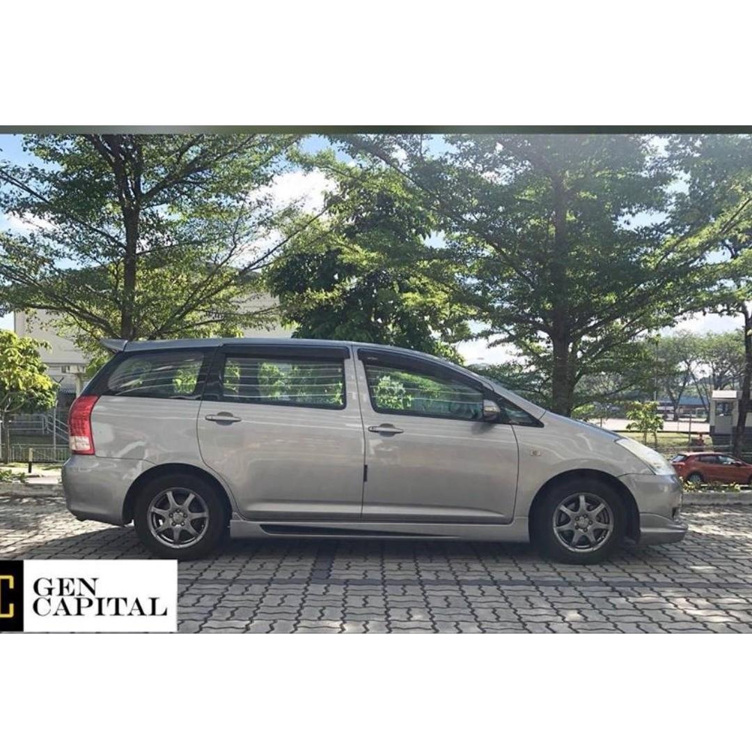 Toyota Wish - Immediate availability! $500 and take it away!