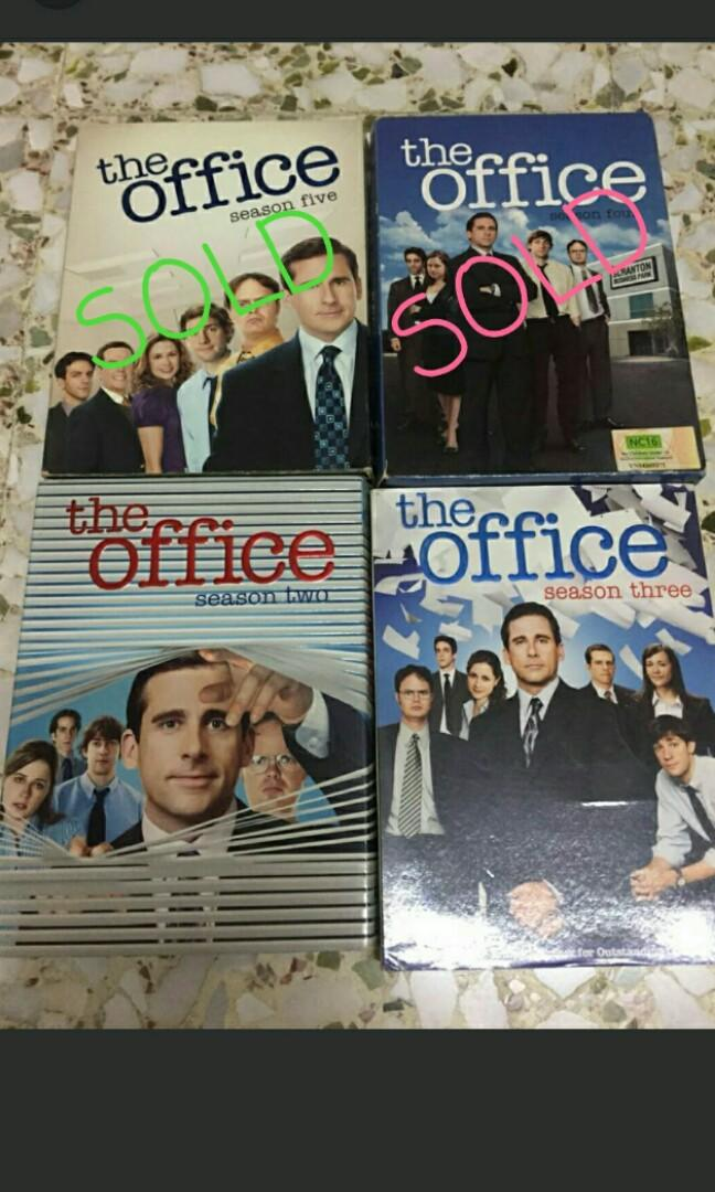 Usa Series The Office Music Media
