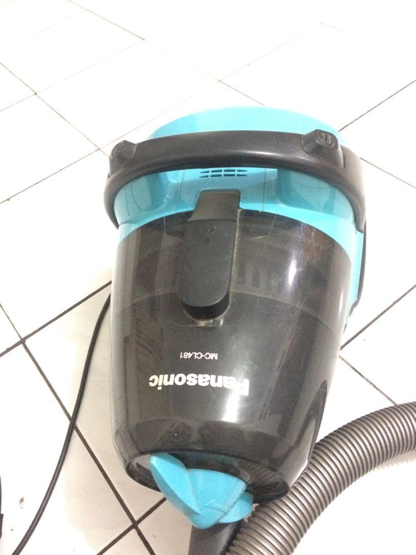 Vacuum Cleaner Panasonic MC-CL481