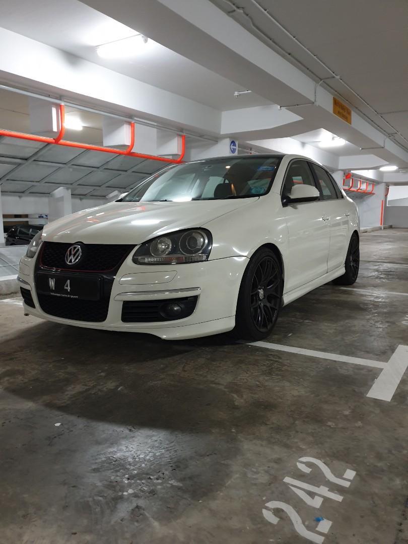 Volkswagen Jetta MK5 For Rent
