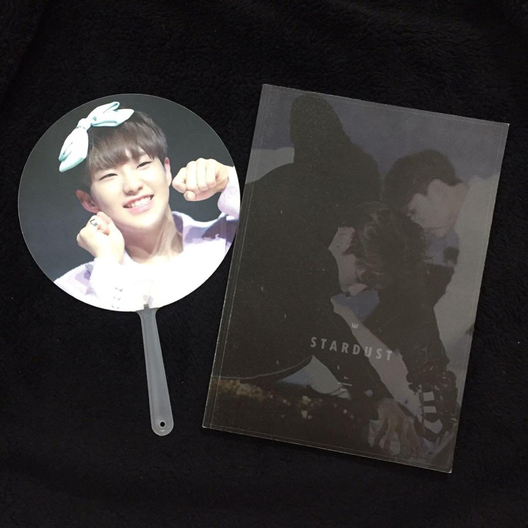 [WTS] Hoshi Seventeen Stardust Photobook Another Level Fansite Kit