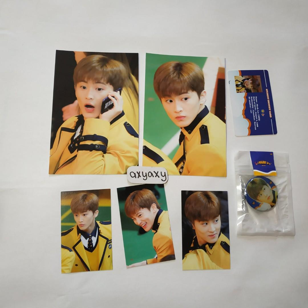 [WTS] NCT 127 I Mark U Fansite Goods From: @bubeestore