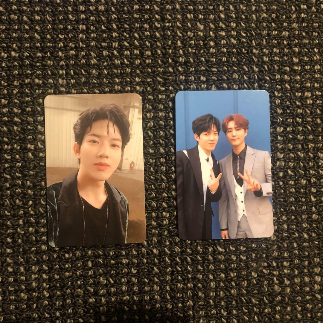 WTS/WTT: Day6 Dowoon Photocard, Young K + Dowoon Photocard