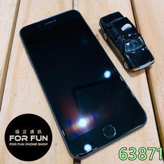 🌈(二手) iPhone 7 Plus 128B 霧黑色,外觀8成5新,有實體店面提供無卡分期,讓您0元就帶走!