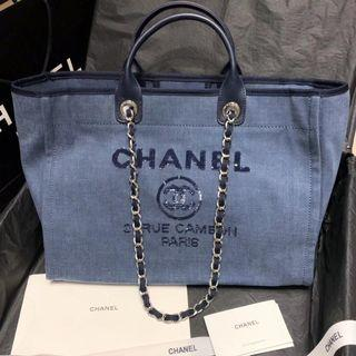 Chanell shopping tote Bag