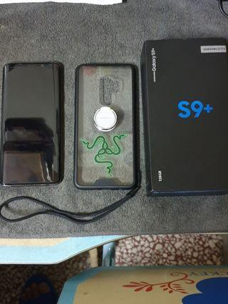 S9+ 128GB黑色 自售 非手機店 整新機