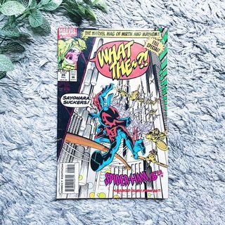 Marvel What The..?! Issue # 26 Fall Special (Last Issue)