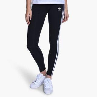 Adidas緊身褲 s號