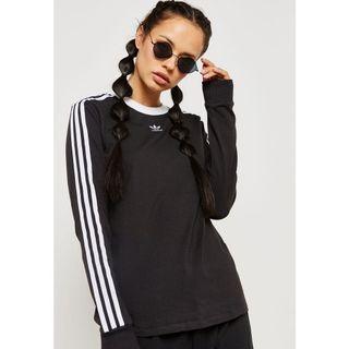 Adidas三線長袖