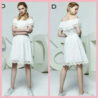 High Quality Star Cutout Dress