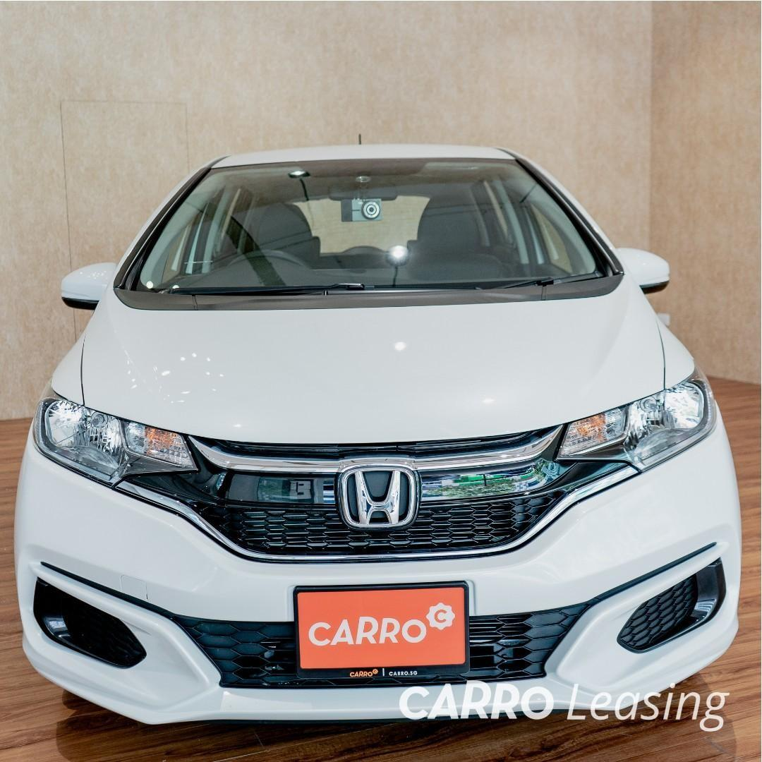 100% Approval for all Drivers! Brand New [HONDA FIT HYBRID]