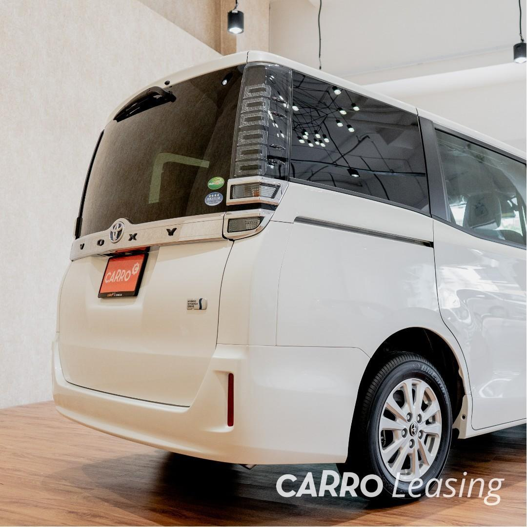 100% Approval for all Drivers! Brand New [TOYOTA VOXY HYBRID]