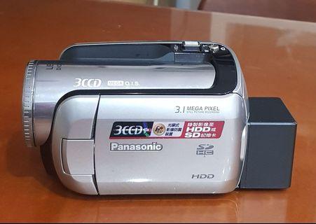 panasonic SDR-H250GT硬碟30G中文攝影機