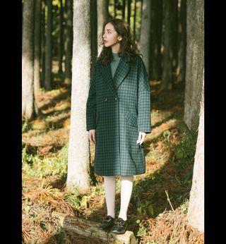 Dresseum  正版  茱麗葉醒了 羊毛大衣