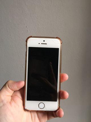 iPhone 5s storage 32GB