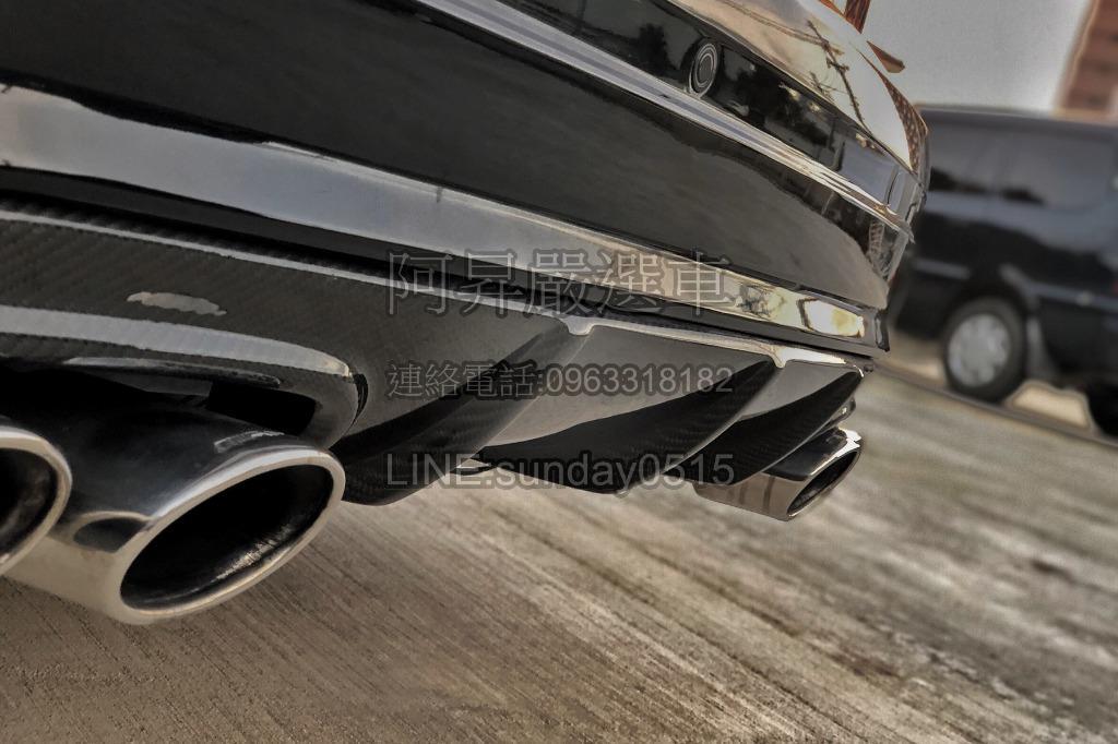 2008 賓士 c300 黑色