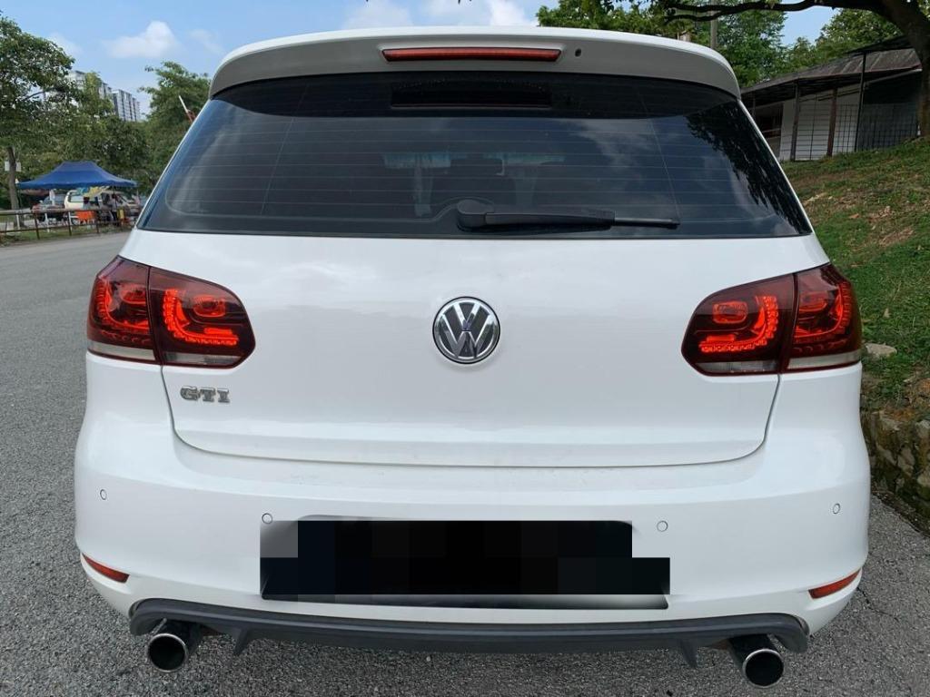 2010 Volkswagen GOLF 2.0 GTi (A) LOAN KEDAI