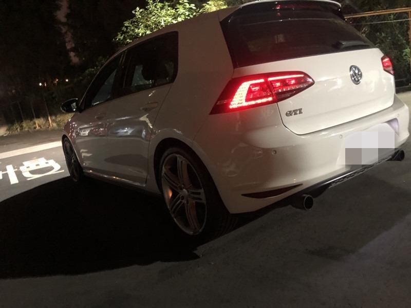 2014    GTI   7代     白