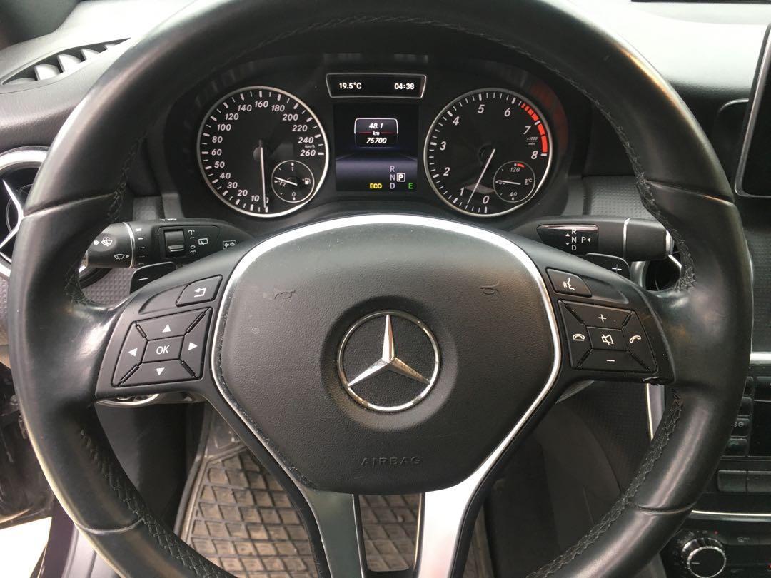 2014 M-Benz A-Class A180 高cp值賓士掀背車·高貴不貴