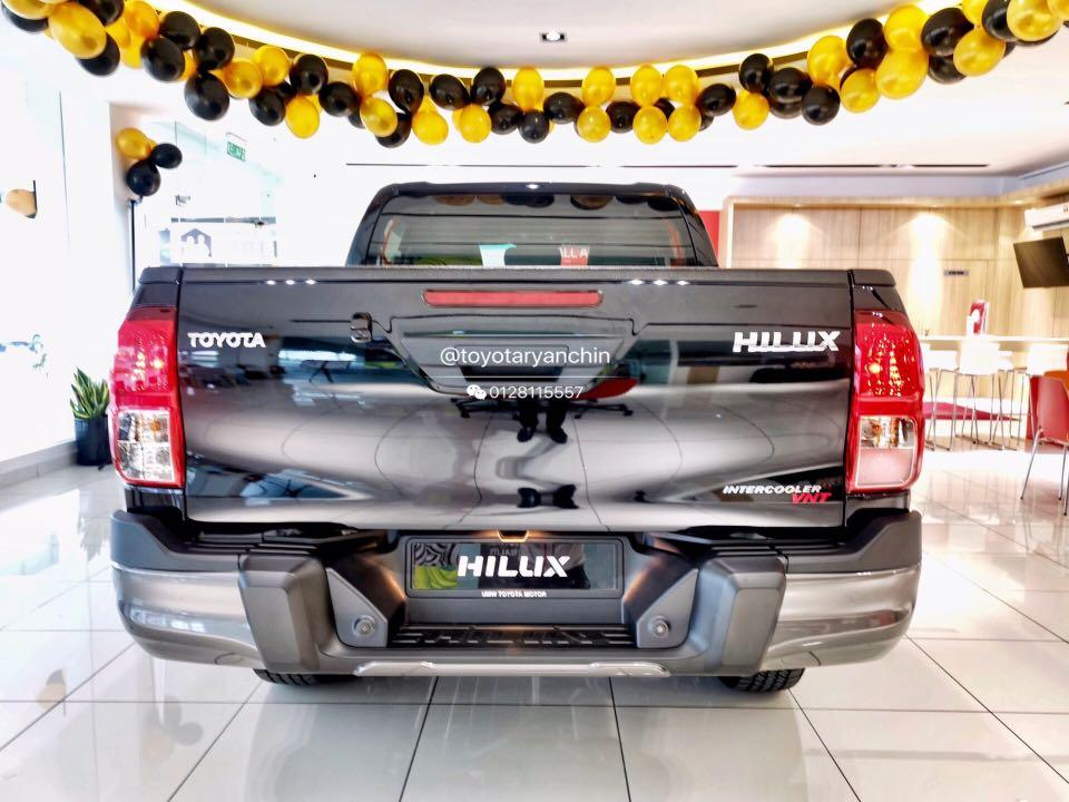 2019 Toyota Brand New Toyota Hilux 2.8 Black Edition