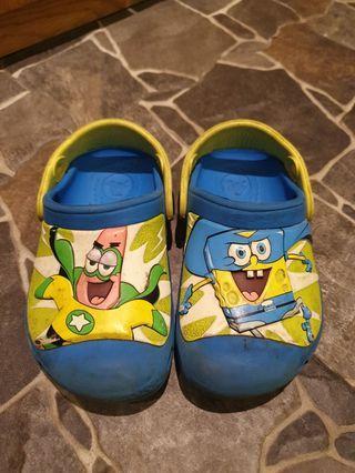 CROCS 男童鞋 (8~9)