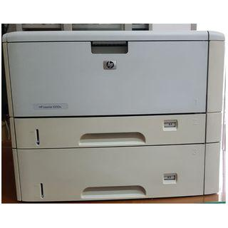 HP LaserJet 5200tn A3印表機內建320M記憶體+雙面列印+網卡+第三紙匣