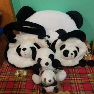 panda | 熊貓系列 | 貓熊系列 | 抱枕 | 枕頭 | 娃娃 | 玩偶 | 布偶 | 手提袋 |包包 | 吊飾 | 裝飾 | 鑰匙圈