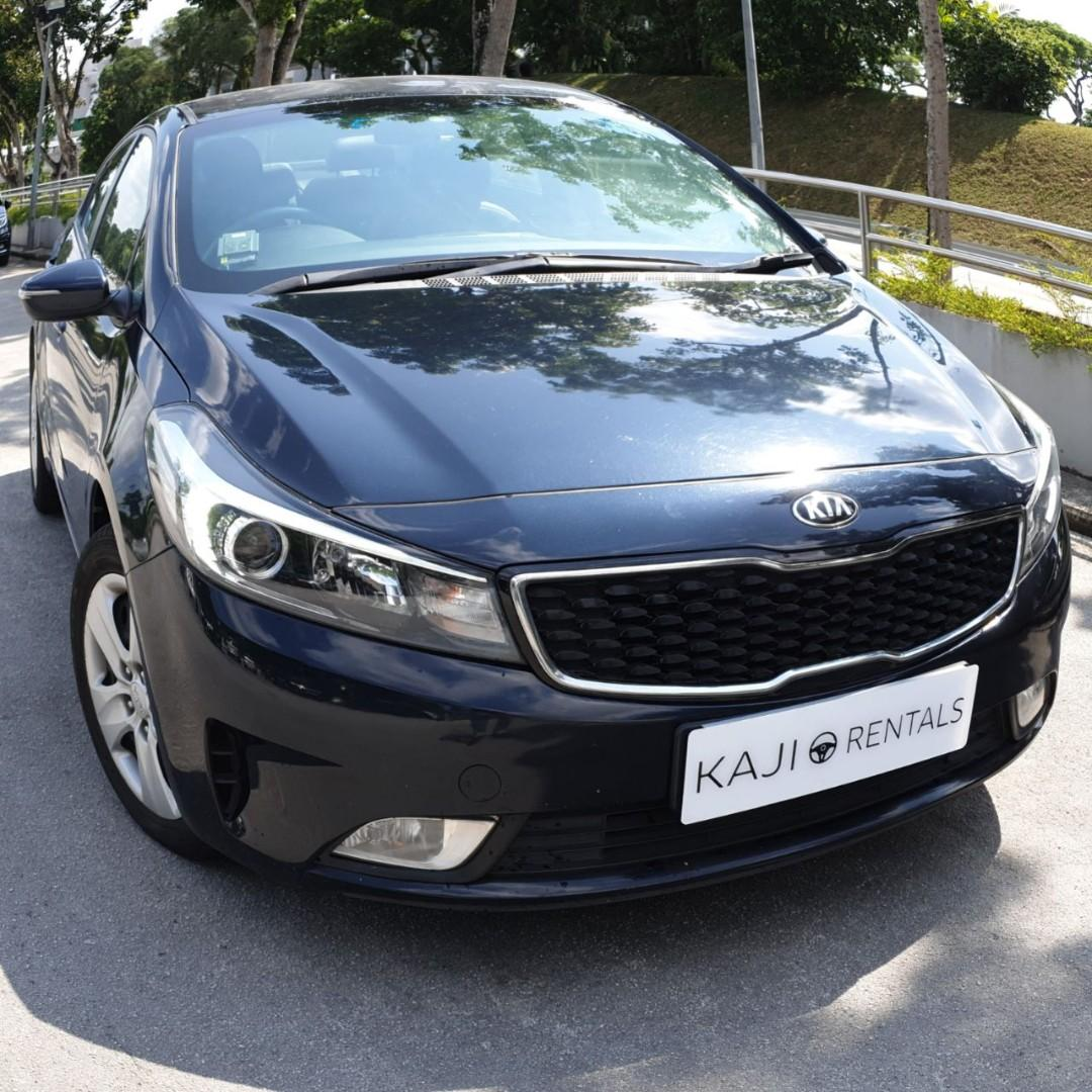 [$380/week Kia Cerato 1.6 EX Available for long term leasing!