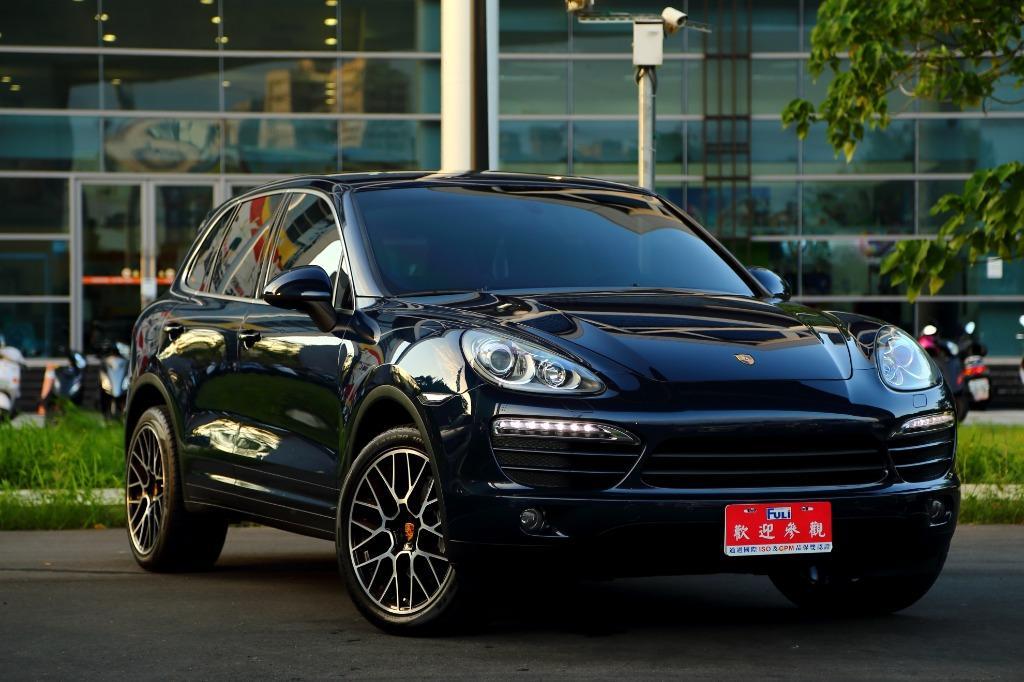 總代理 2012 保時捷 Porsche Cayenne Tiptronic 3.6L