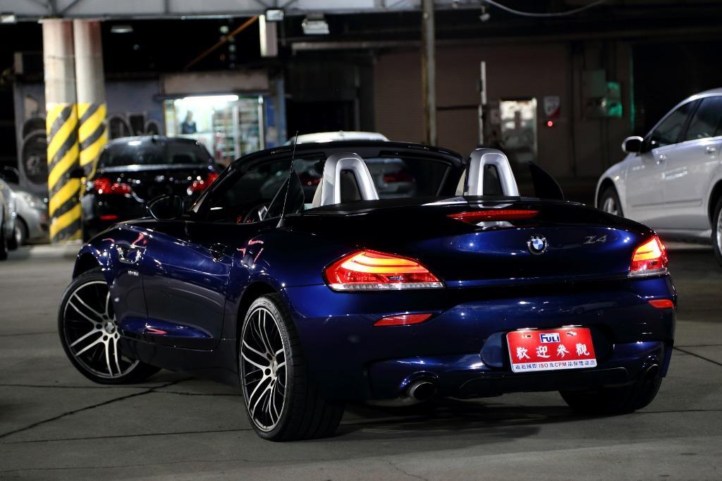 全台最低價 總代理 2012 Z4 35I M SPORT 3.0L