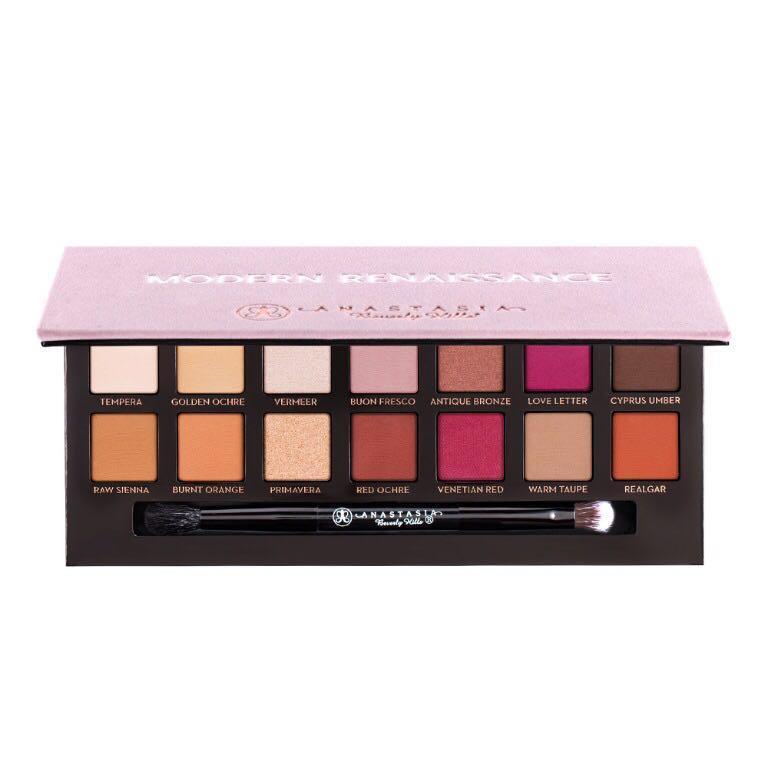 Anastasia Beverly Hills Modern Renaissance Eyeshadow Palette BNIB