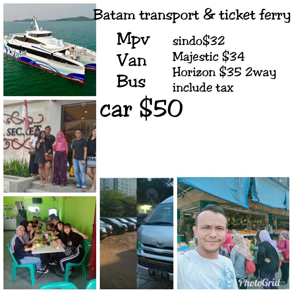 Batam transport & ferry ticket(http://www.wasap.my/+6285765150288