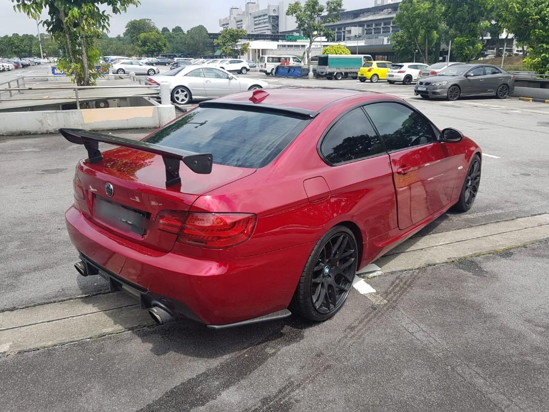 BMW 335i COUPE 3.0A Auto