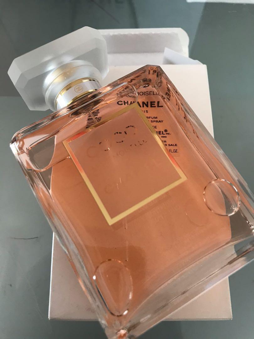 Chanel coco Mademoiselle eau de parfum 100ml brand new