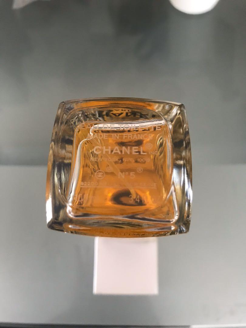 Chanel no.5 eau de toilette 100ml brand new genuine