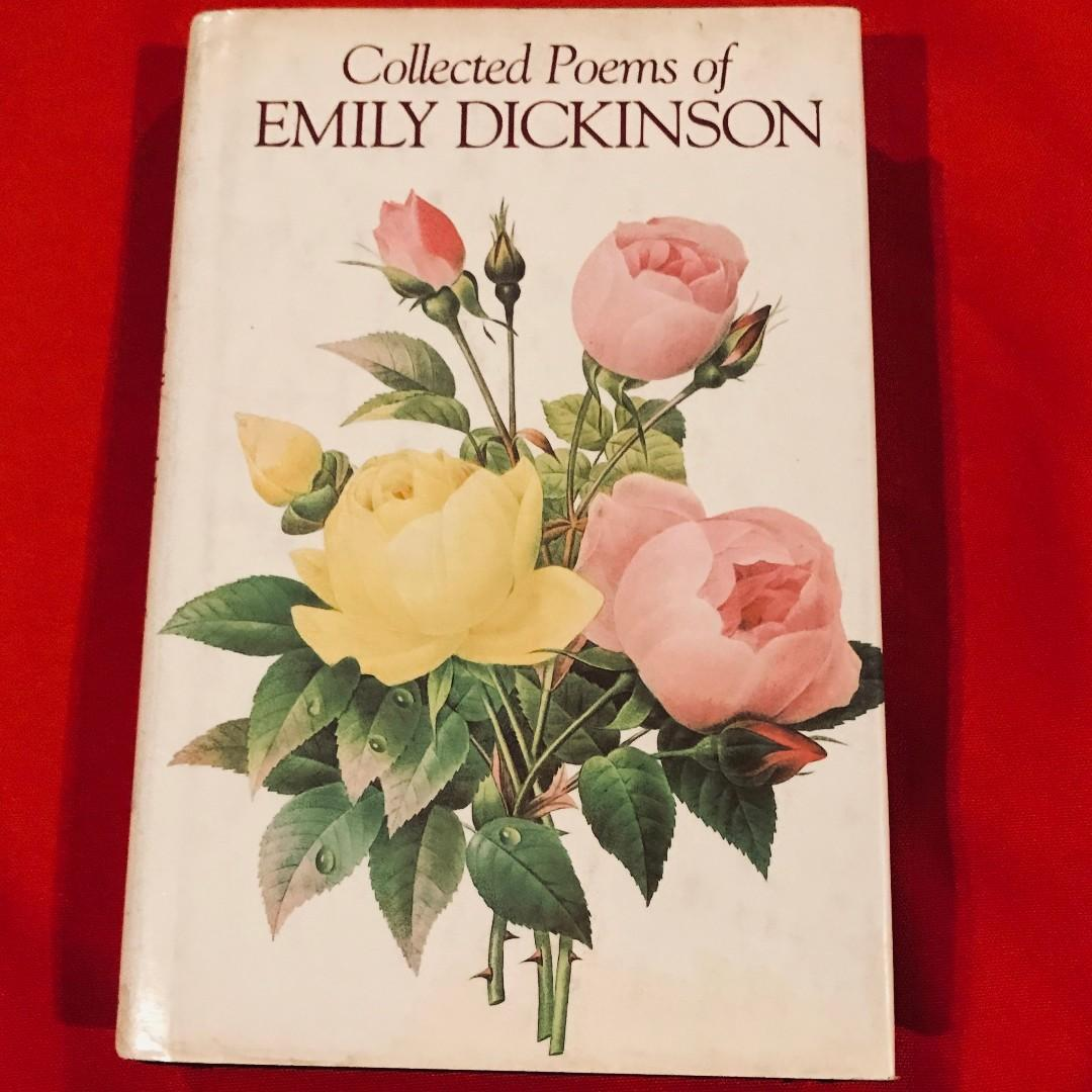 Collected Poems of Emily Dickinson  hardcover w/ dust jacket