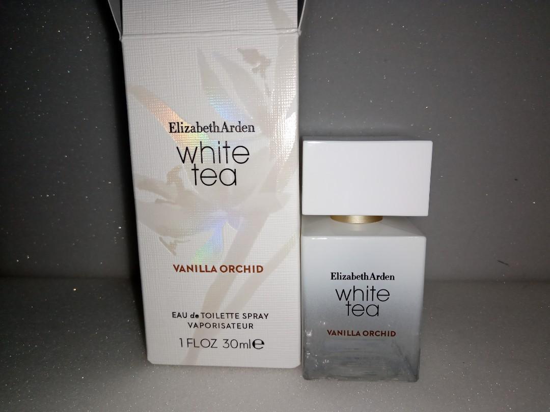 Elizabeth Arden - white tea vanilla orchid 30ml edt