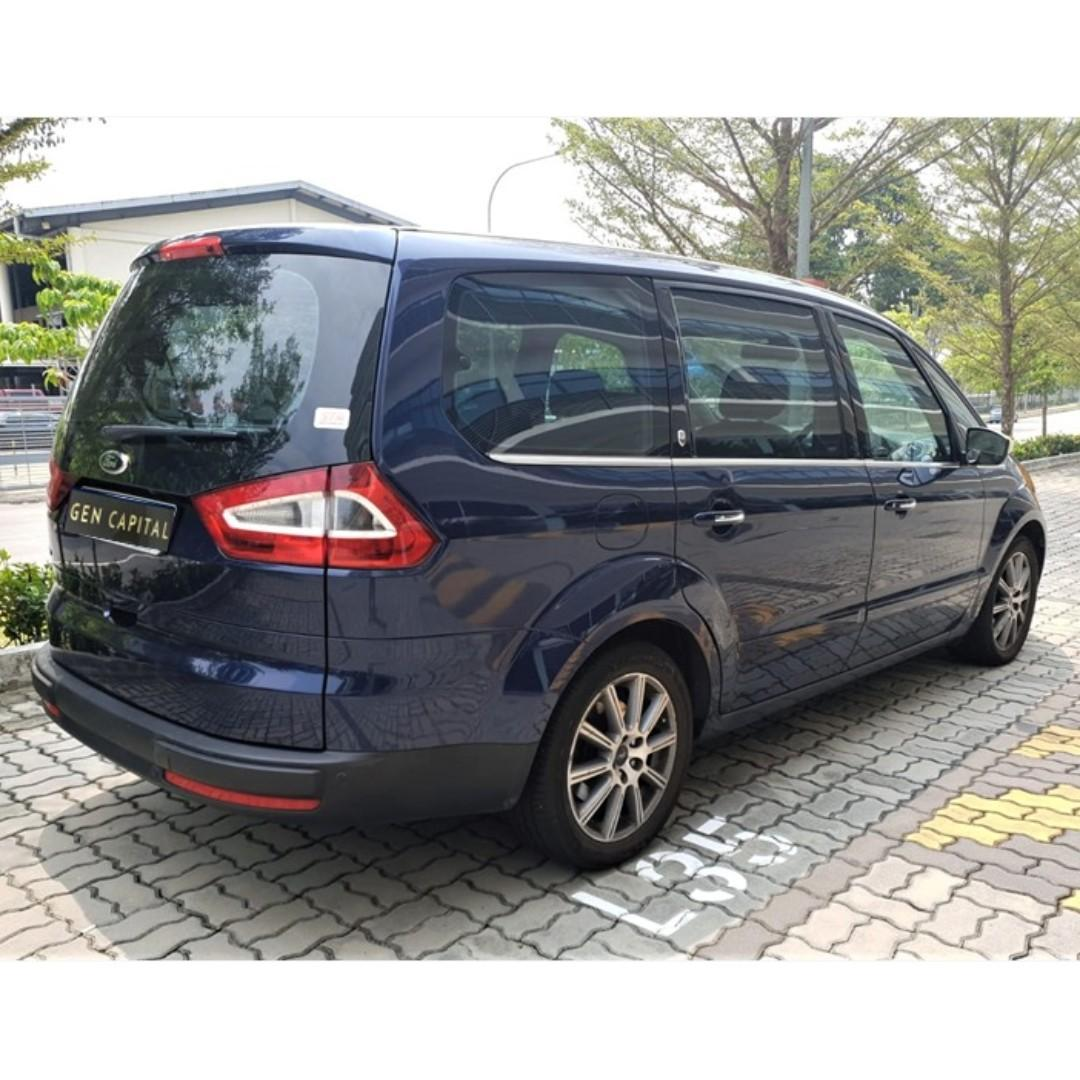 Ford Galaxy - Just down $500 and drive off! Whatsapp @90290978 NOW!!!