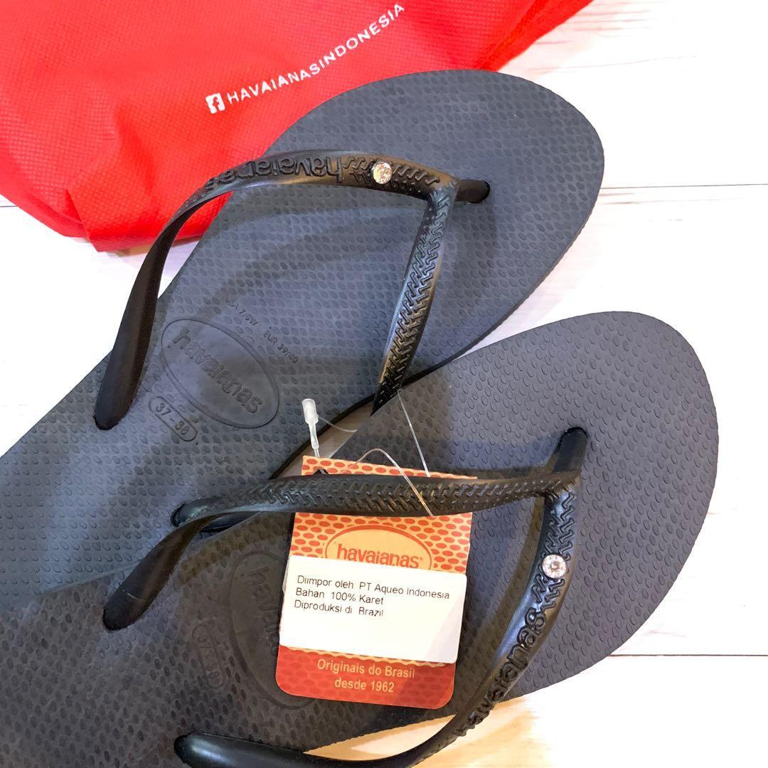 Havaianas sandal 37 new