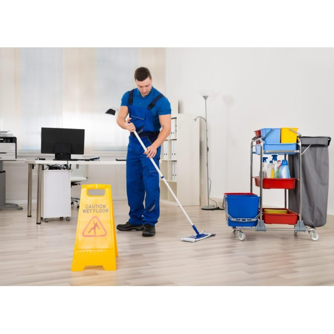 Hiring Full-Time Cleaning Floater(Aljunied/ Macpherson area)
