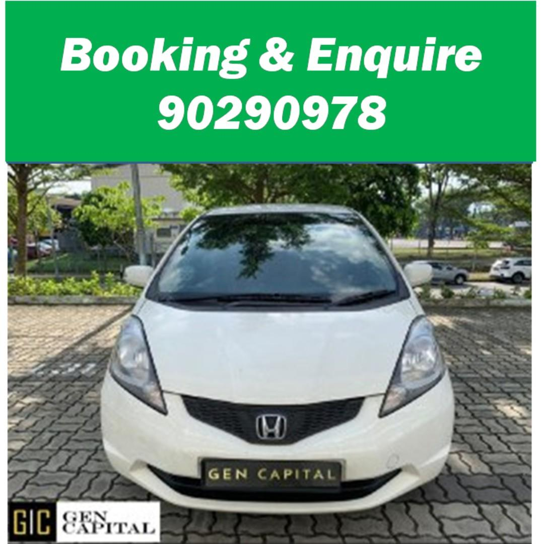Honda Fit 1.4A - Immediate availability! $500 and take it away!