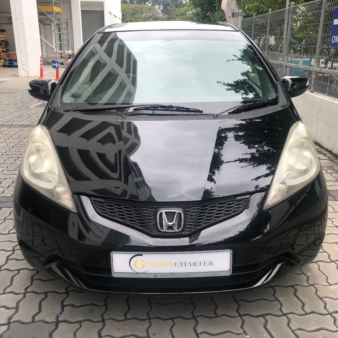 Honda Fit For Rent ! Weekly gojek rental rebate. Grab | Personal use | Gojek | Ryde | Tada