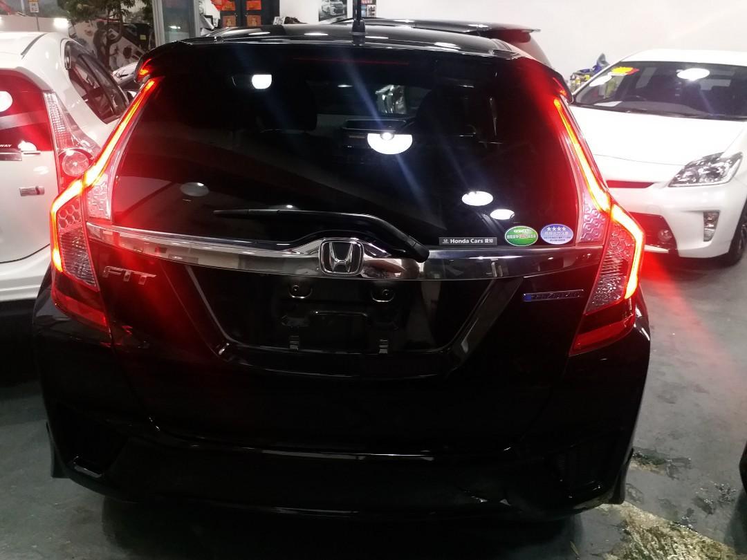 HONDA FIT Hybrid GP5 S 2013 1.5