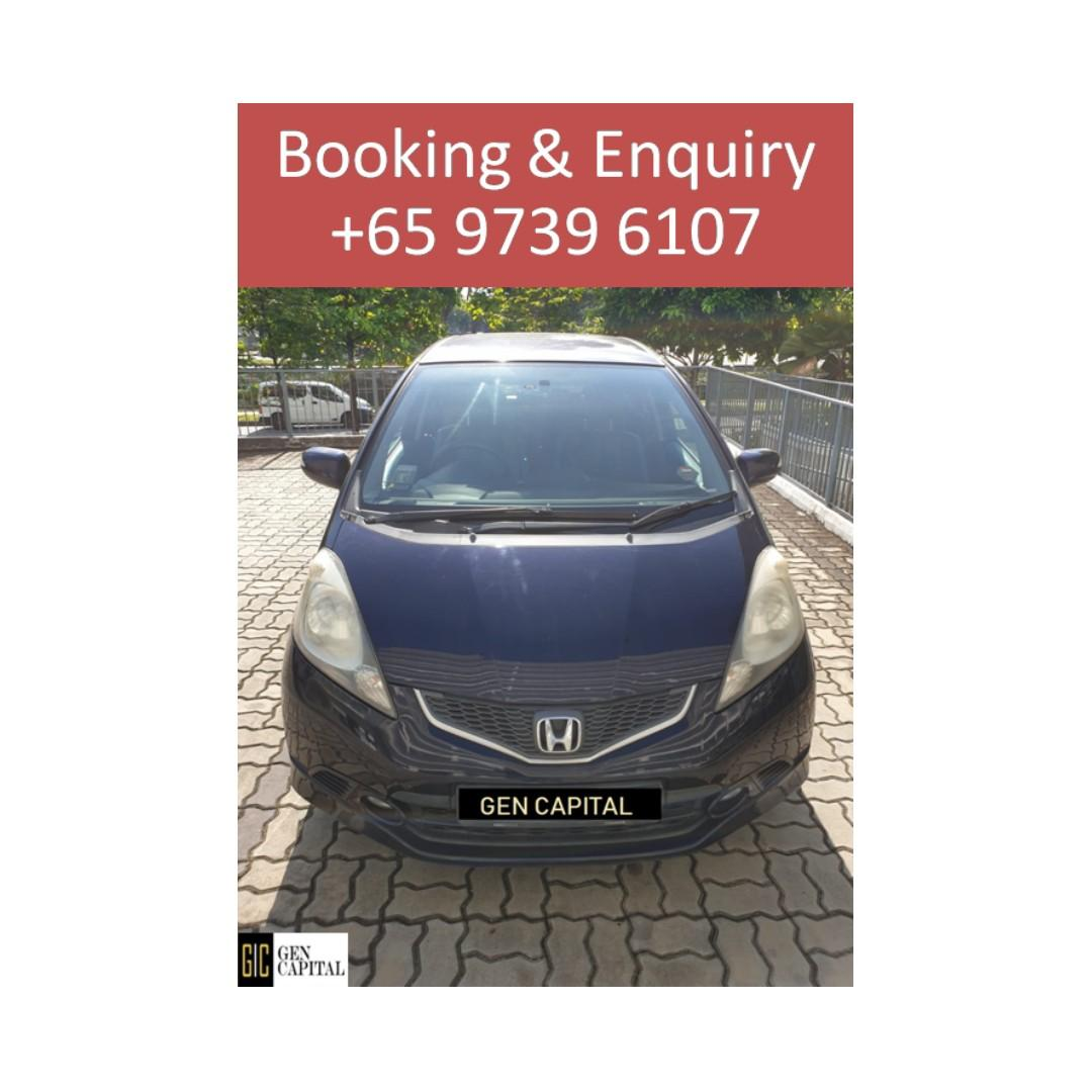 Honda Jazz - @97396107 Cheapest rates, full support! Anytime ! Any day! Your Decision!!