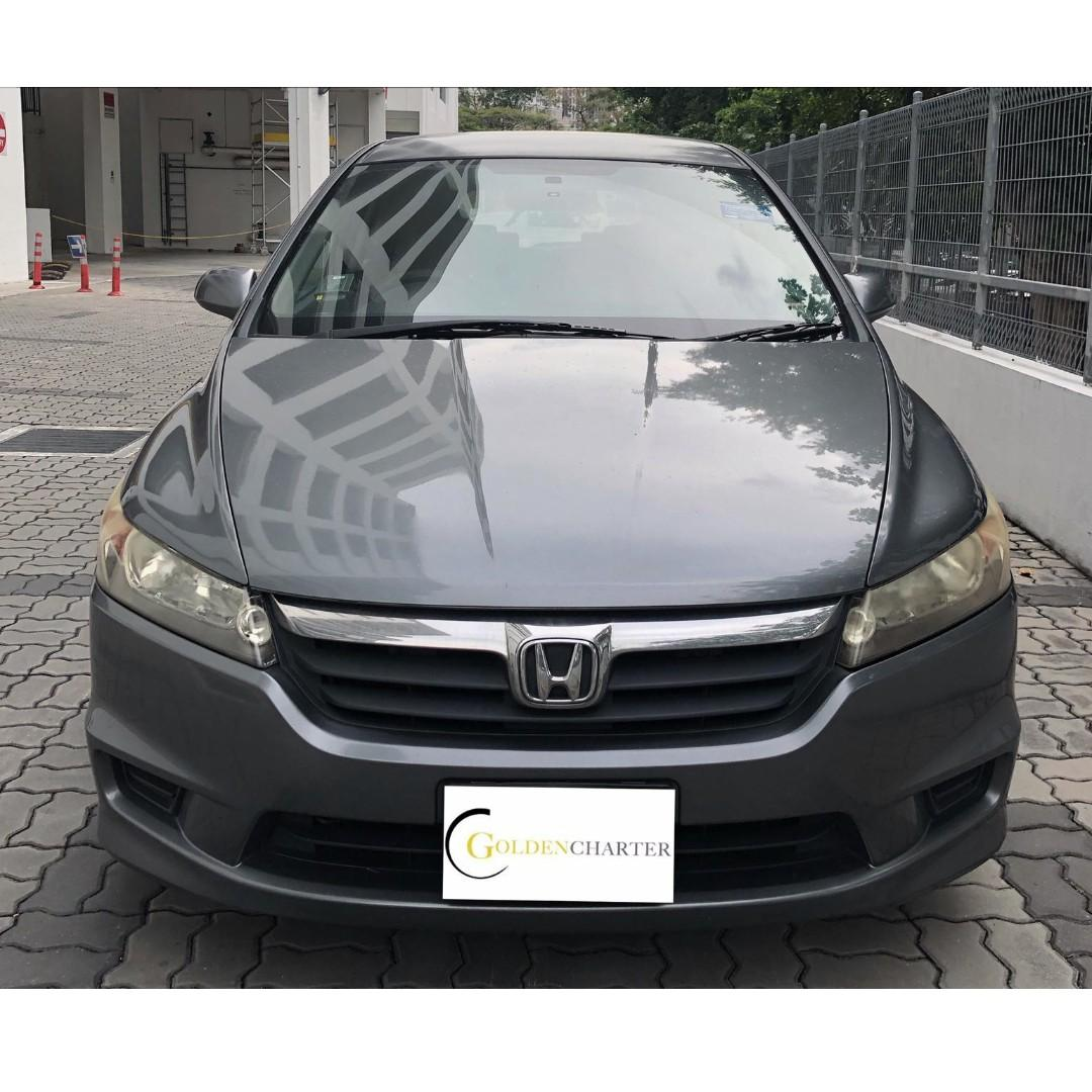 Honda Stream Avail For Rent Now ! Gojek rebate avail, Personal & other PHV platforms welcome !