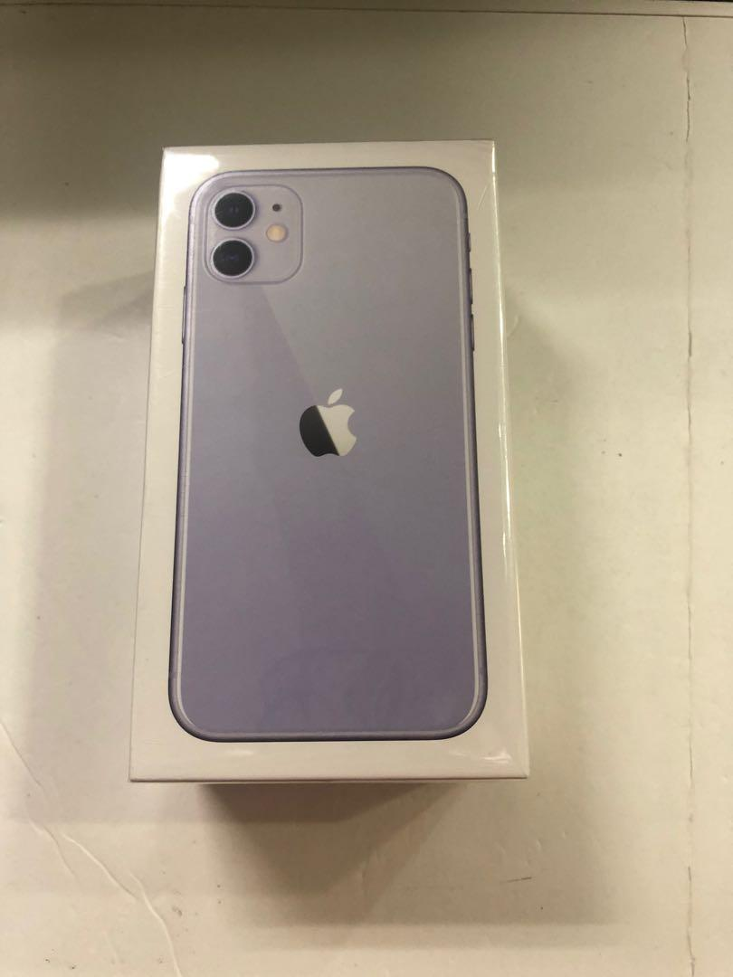 Iphone 11 128gb (Purple)