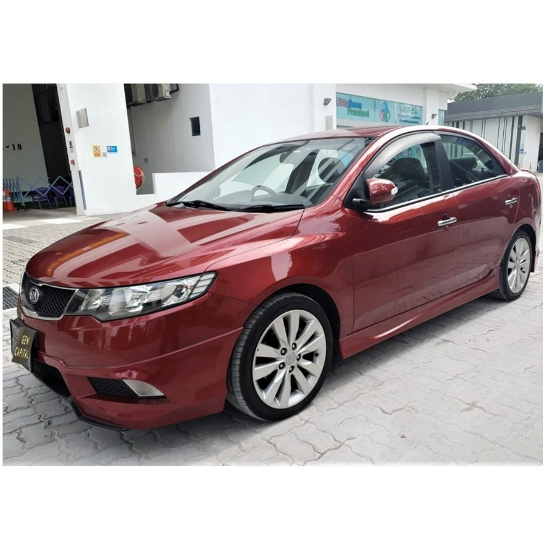 Kia Cerato 1.6A - Just down $500 and drive off! Whatsapp @90290978 NOW!!!