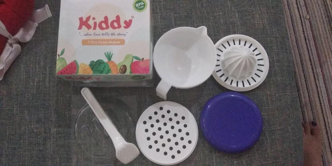 Kiddy food maker #1111special